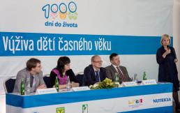 Konference Výživa dětí časného věku